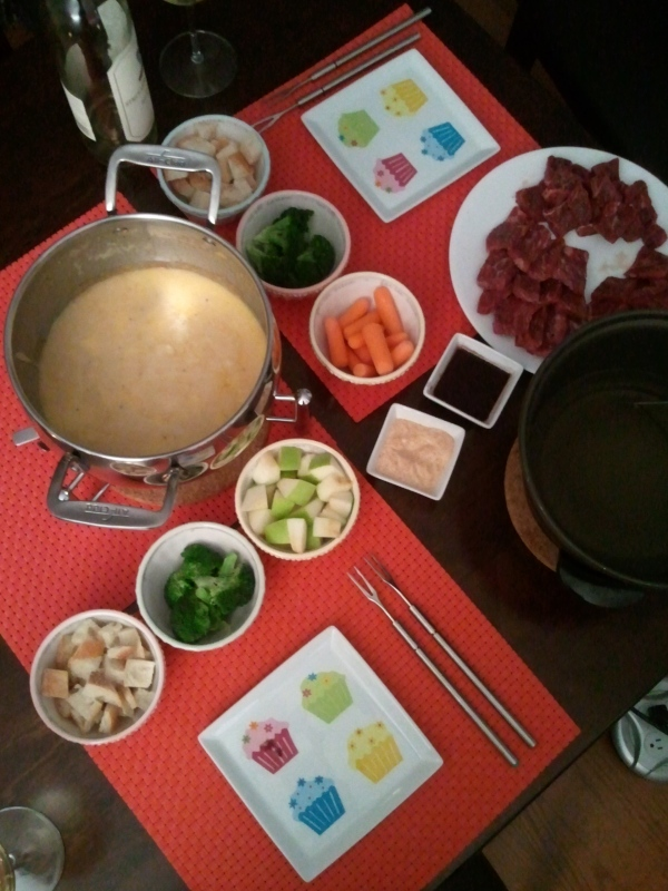 Fondue Night