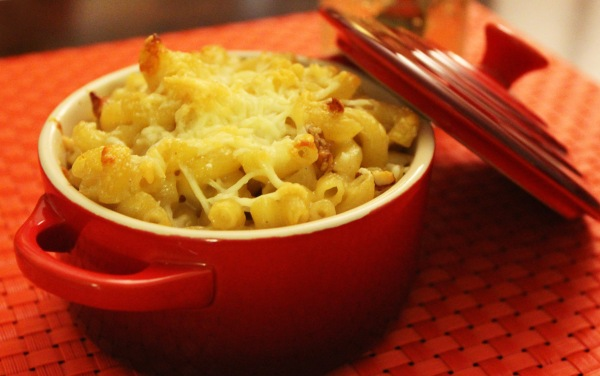 Fancy 4-Cheese Mac & Cheese