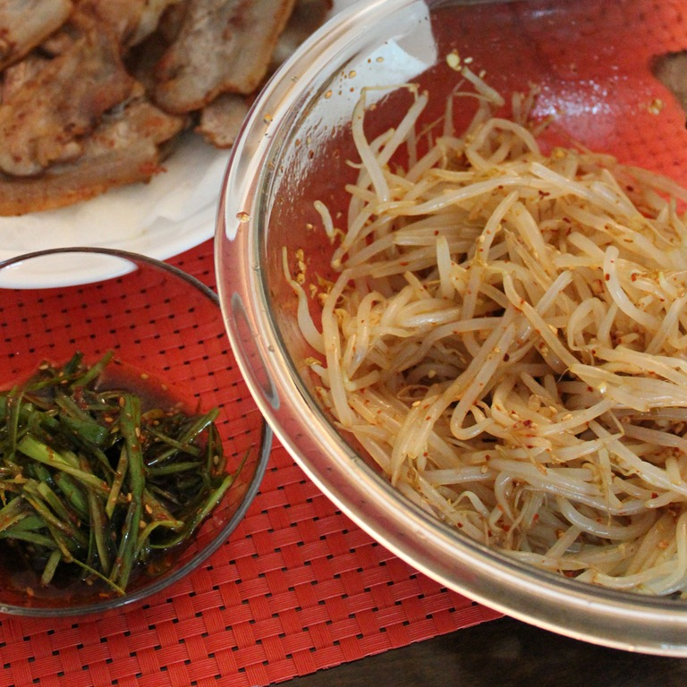 bean sprout 2