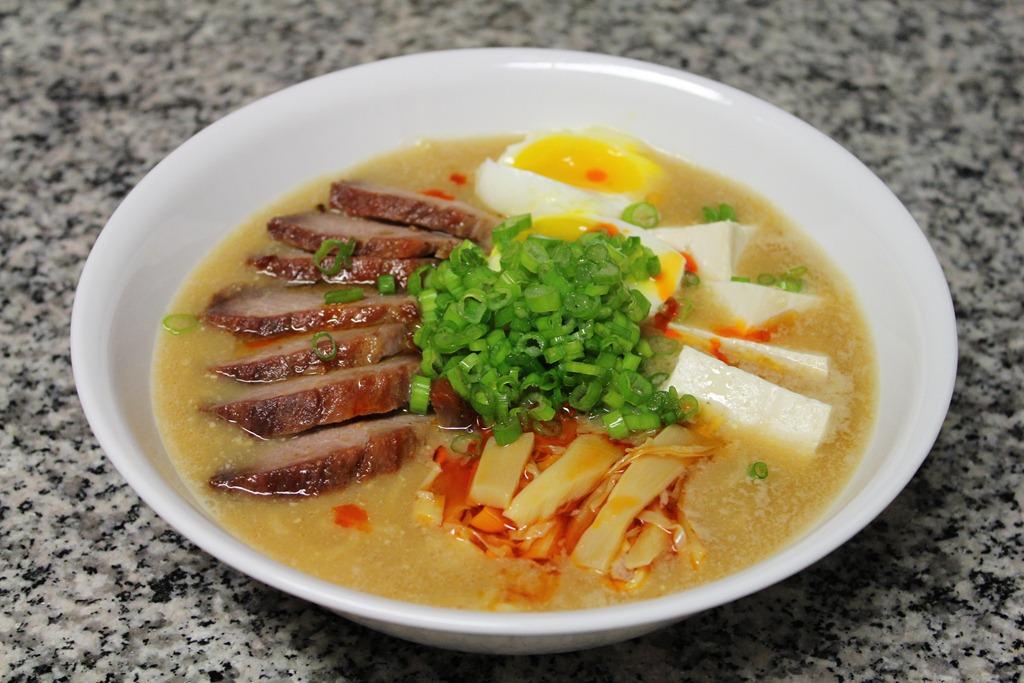 tofu ramen recipe Whisks Ruffles Japanese Ramen Recipe: Master  &